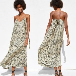 Zara Dresses - NWT Zara Dye Dress